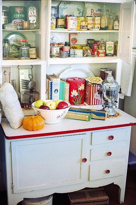 Хранение продуктов питания в условиях городской квартиры